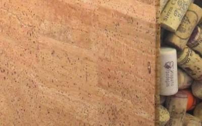 La cadena hotelera NH reclicla corcho como material de construcción